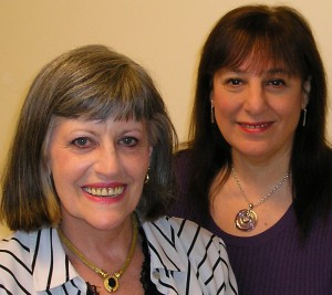 Pat Brill & Karen Fusco